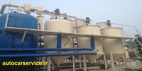 بزرگترین تولید کننده و تامین کننده روغن صنعتی