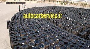 List of 5000 ton bitumen factories in Iran