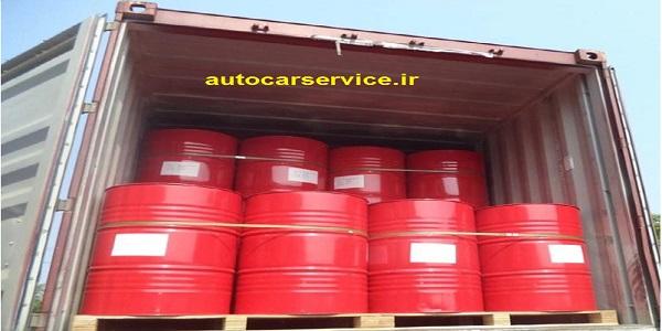 لیست قیمت روغن بشکه ای 208 لیتری موتور صادرات