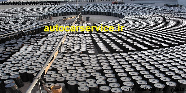 لیست کارخانه های قیر ایران 5000 تنی